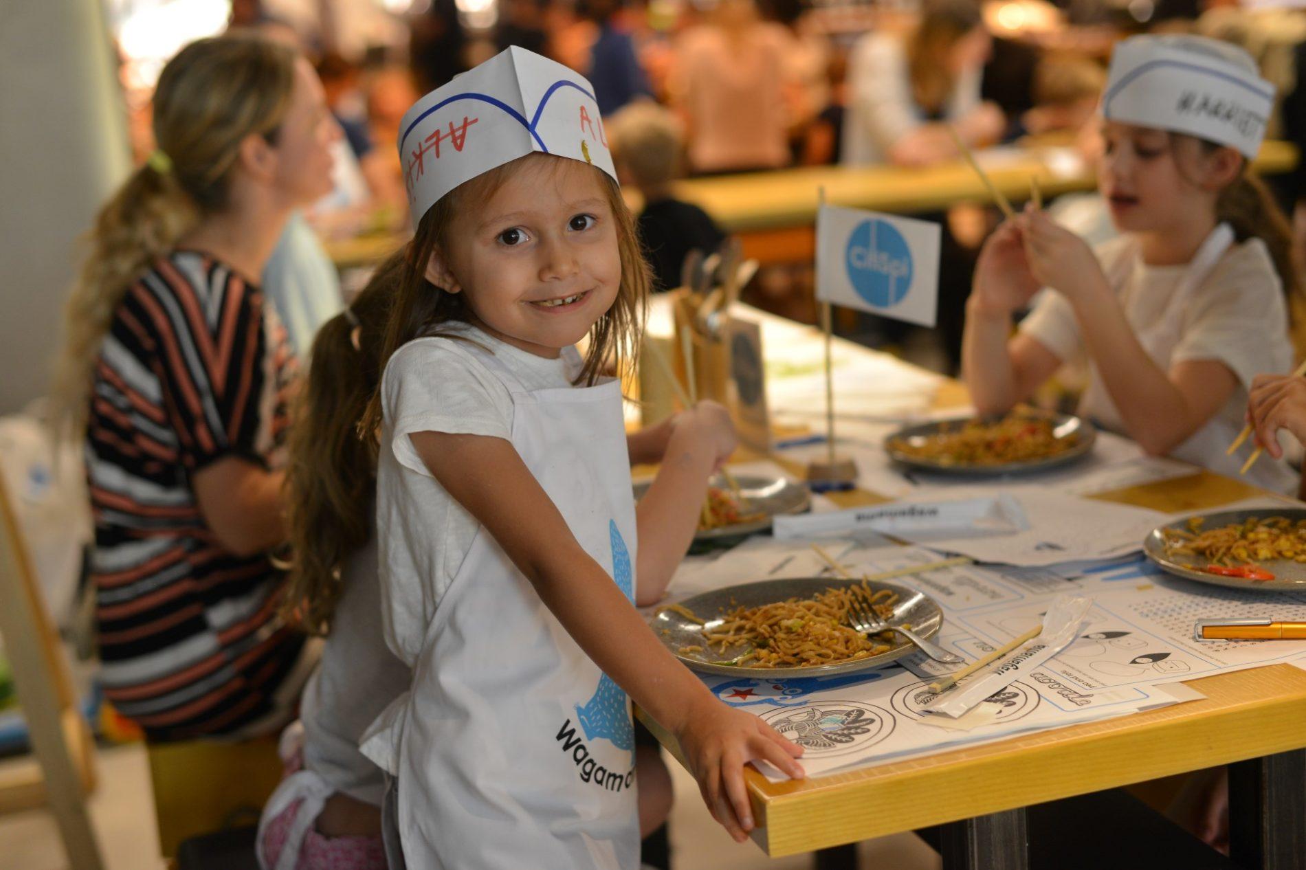 CitiSpi Mums & Kids' Cooking Class